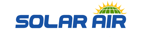 solar air conditioning logo