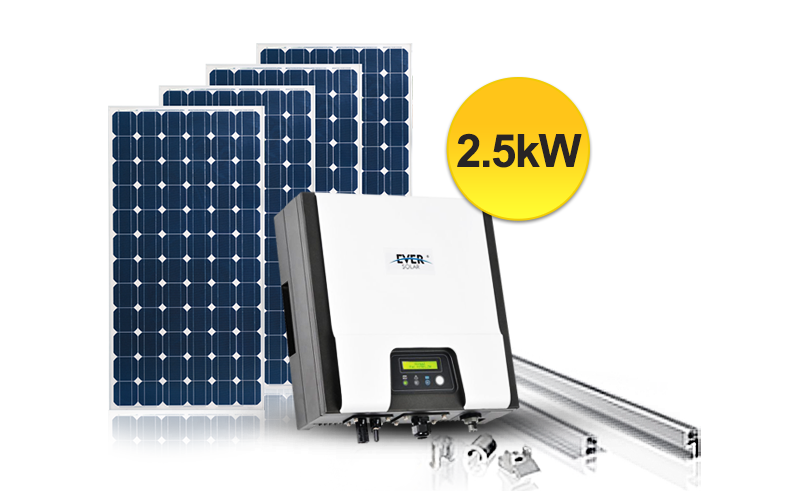 5kw Solar System 1 Pics About Space